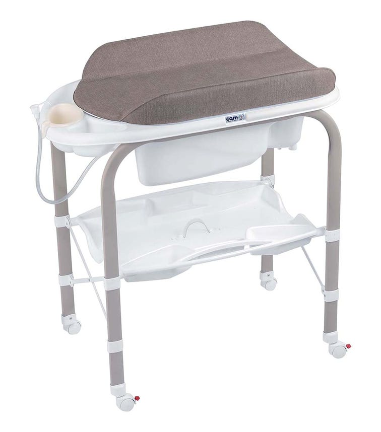CAM Bio Changing Table - Brown