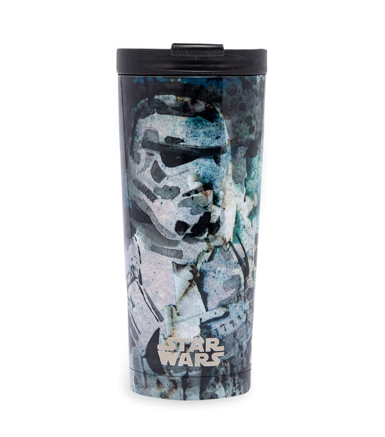 STAR WARS Insulated Stainless Steel Coffee Tumbler
