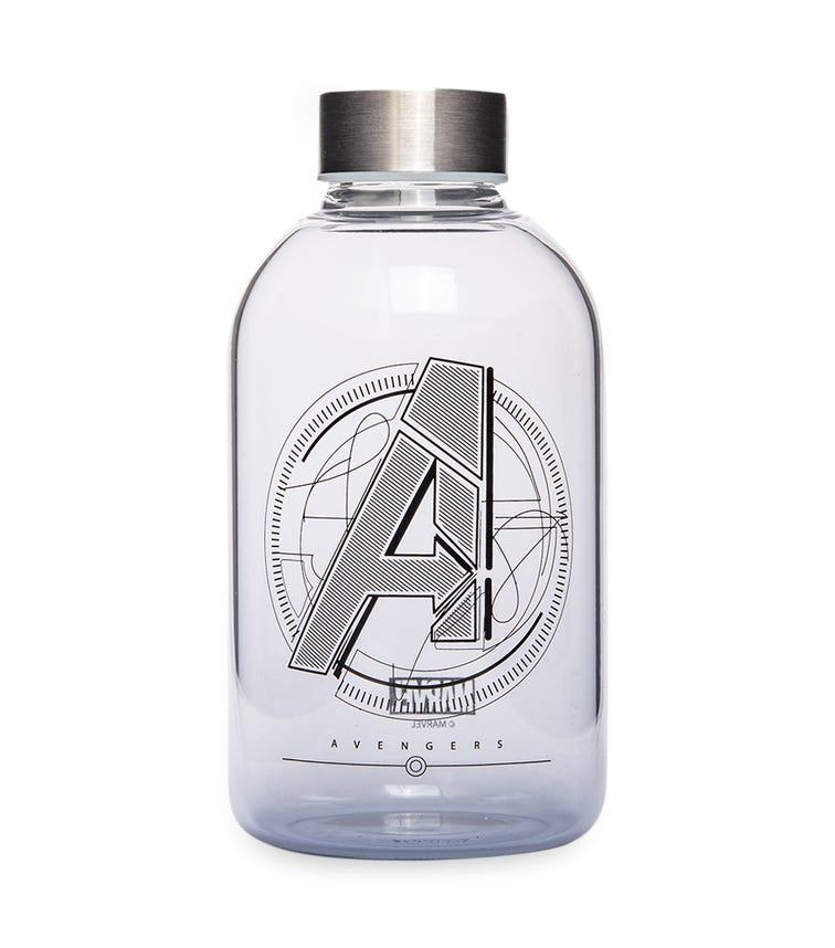 AVENGERS Small Glass Bottle 620 ML