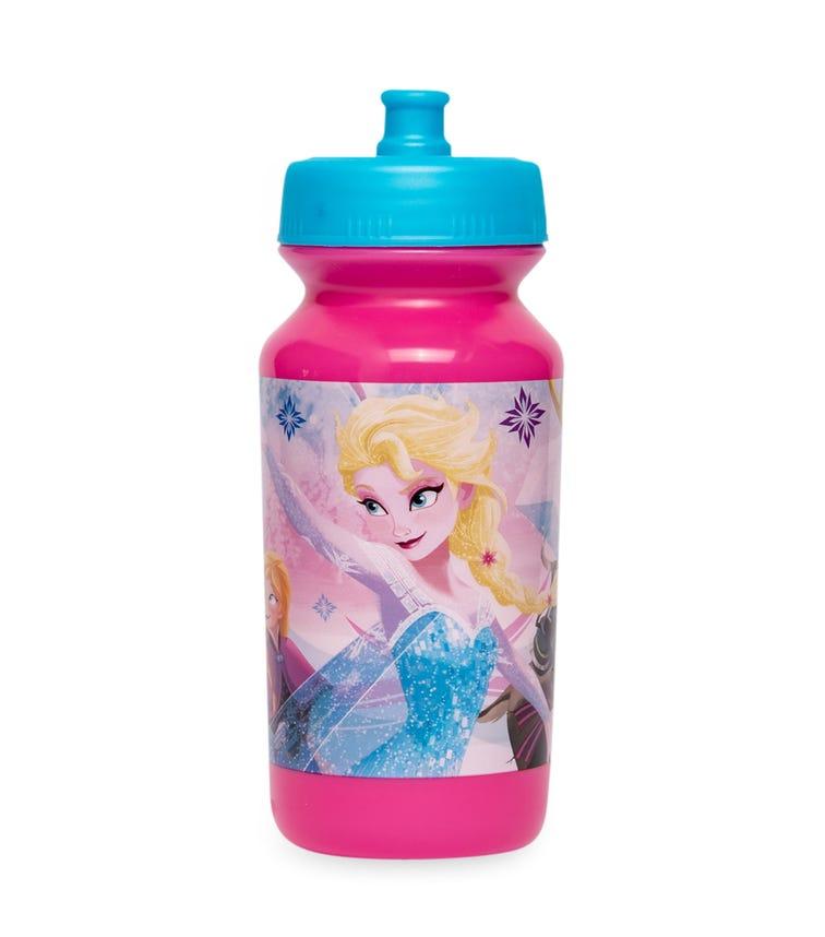 DISNEY FROZEN Pushup Sport Bottle 340 ML