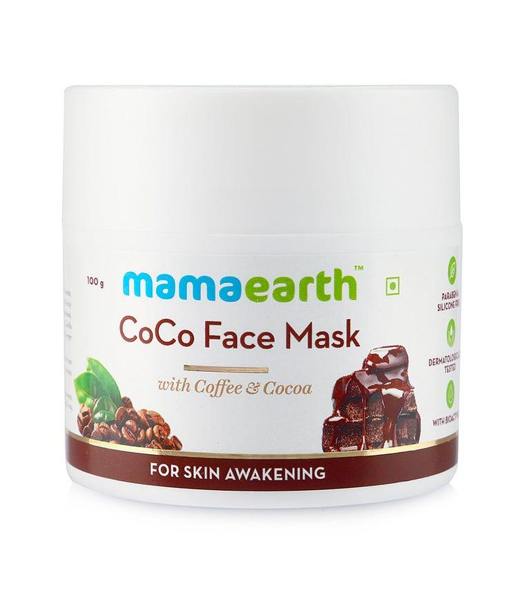 MAMAEARTH Coco Face Mask 100 G