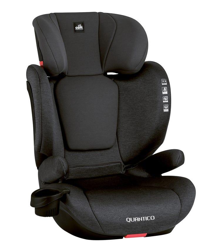 CAM - Quantico Car-Seat - Black