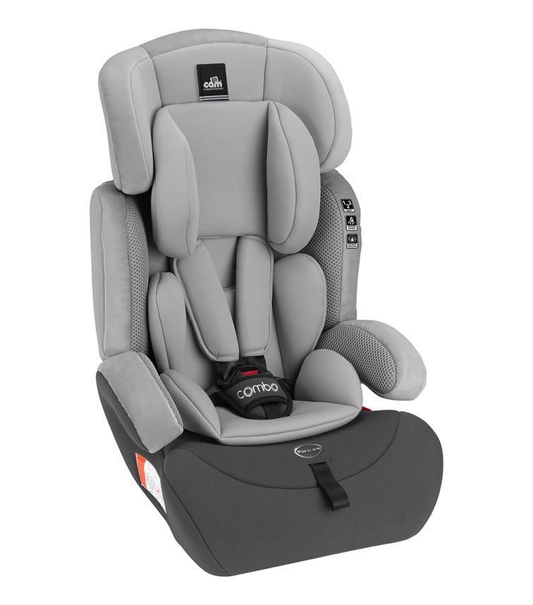 CAM - Combo Car-Seat - Grey