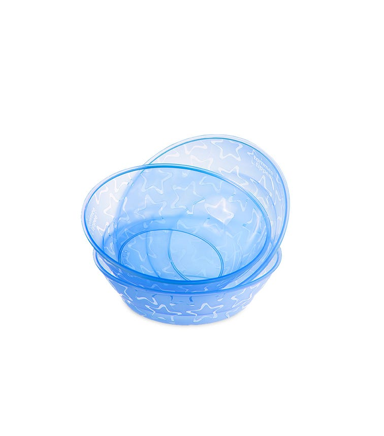 TOMMEE TIPPEE Essentials Feeding Bowls (Pack of 3) Assorted
