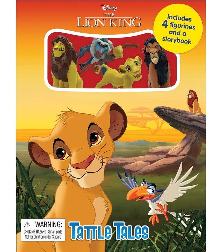 PHIDAL Disney Lion King Tattle Tales