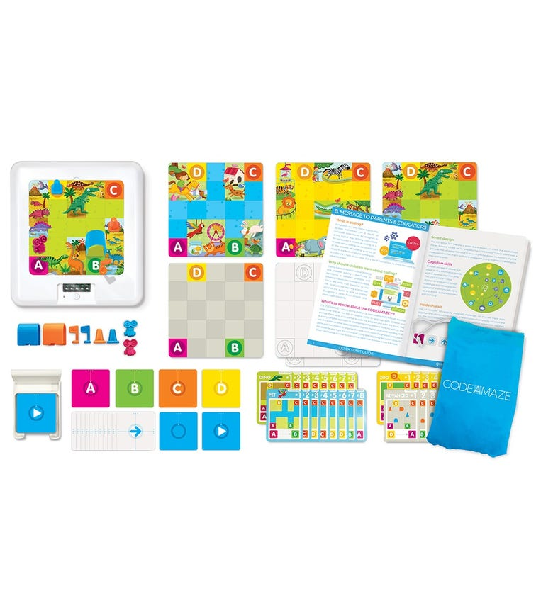 4M Code-A-Maze Playboard