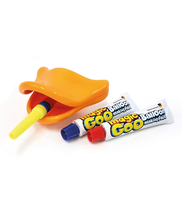 4M Magic Goo With Duckie Mouth Blower