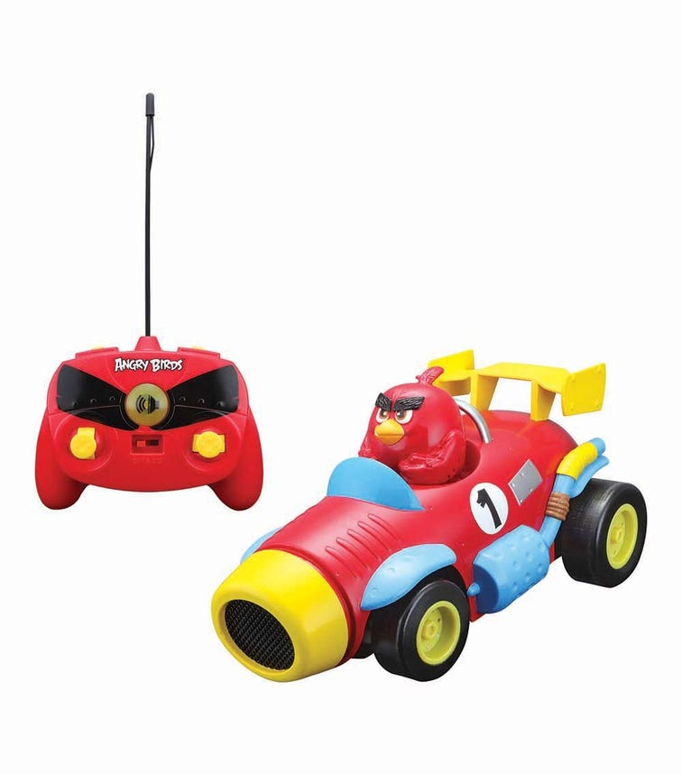 ANGRY BIRDS RC Slingshot Racers (Red)