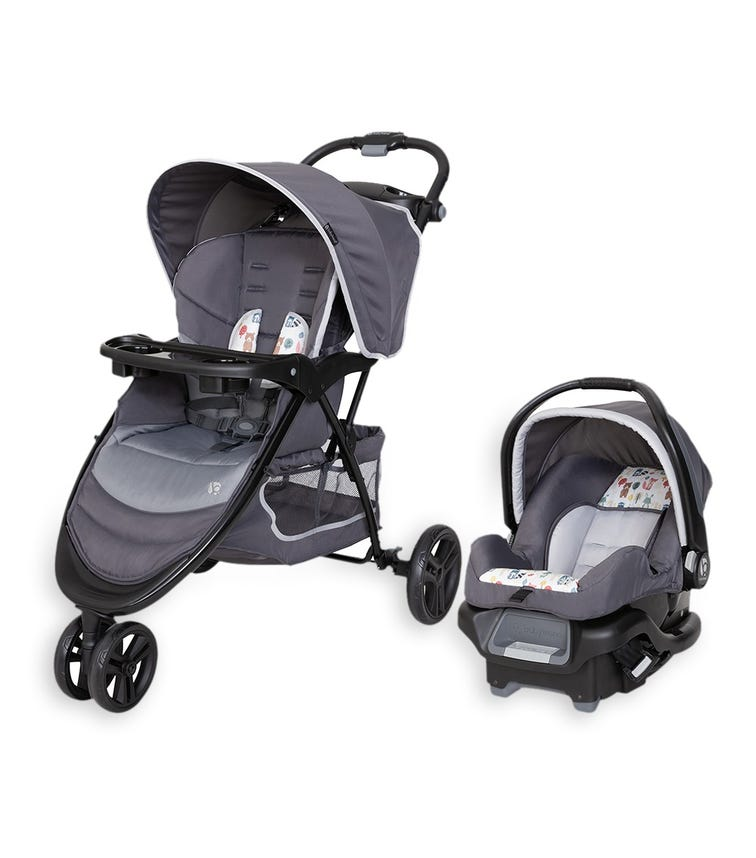 BABYTREND Ez Ride Travel System Forest Party