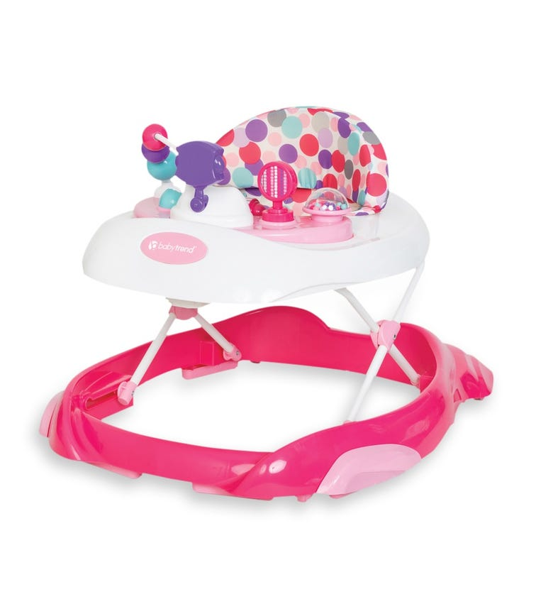 BABYTREND Orby Activity Walker Pink