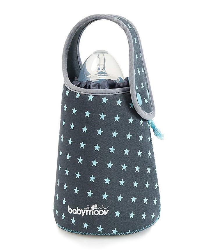 BABYMOOV Travel Bottle Warmer & Multi-Use Pouch