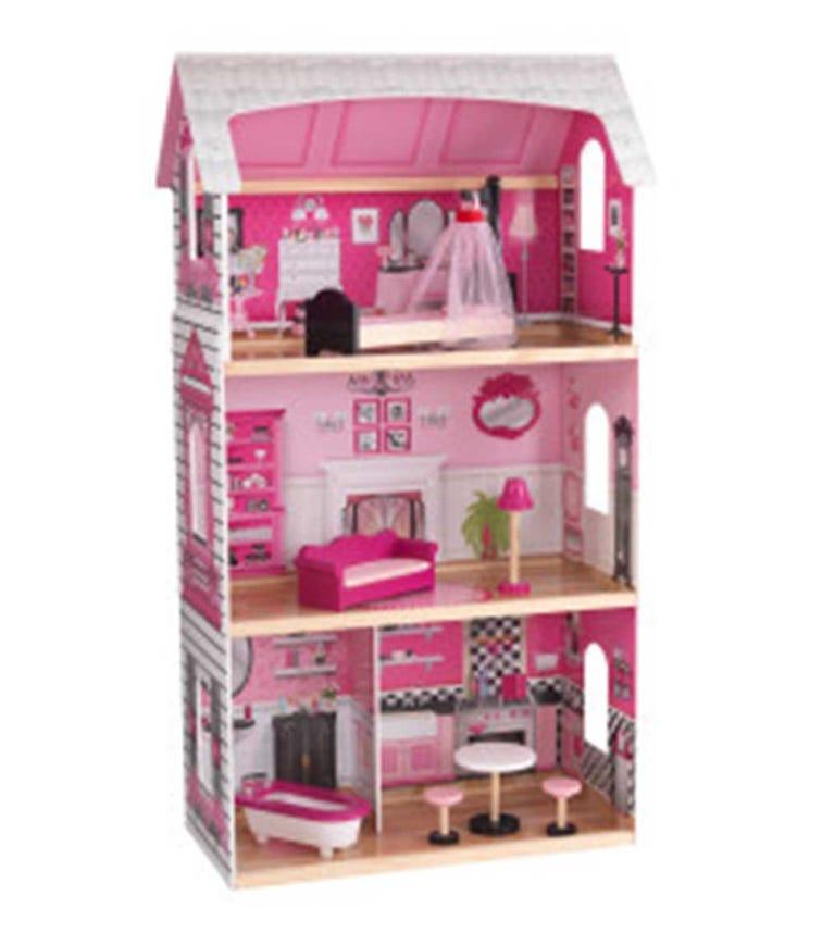 KIDKRAFT Bonita Rosa Dollhouse