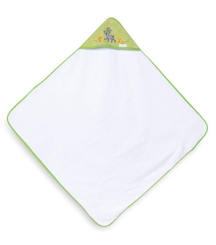 MOTHER'S CHOICE Cotton Hooded Towel