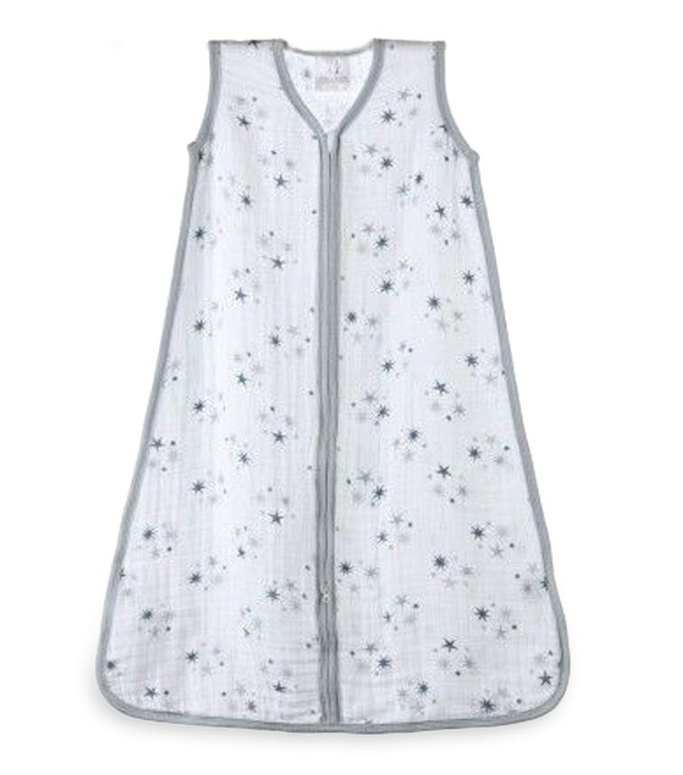 ADEN + ANAIS Classic Sleeping Bag - Twinkle Star Cluster (6-18M)