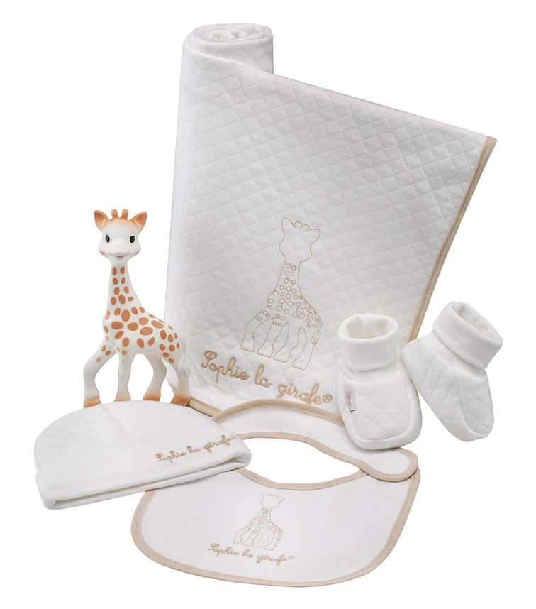 SOPHIE LA GIRAFE So'Pure My Birth Outfit