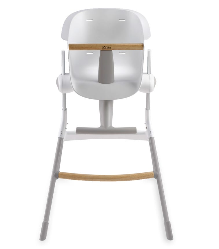 BEABA Highchair Up & Down - Hard Back Seat