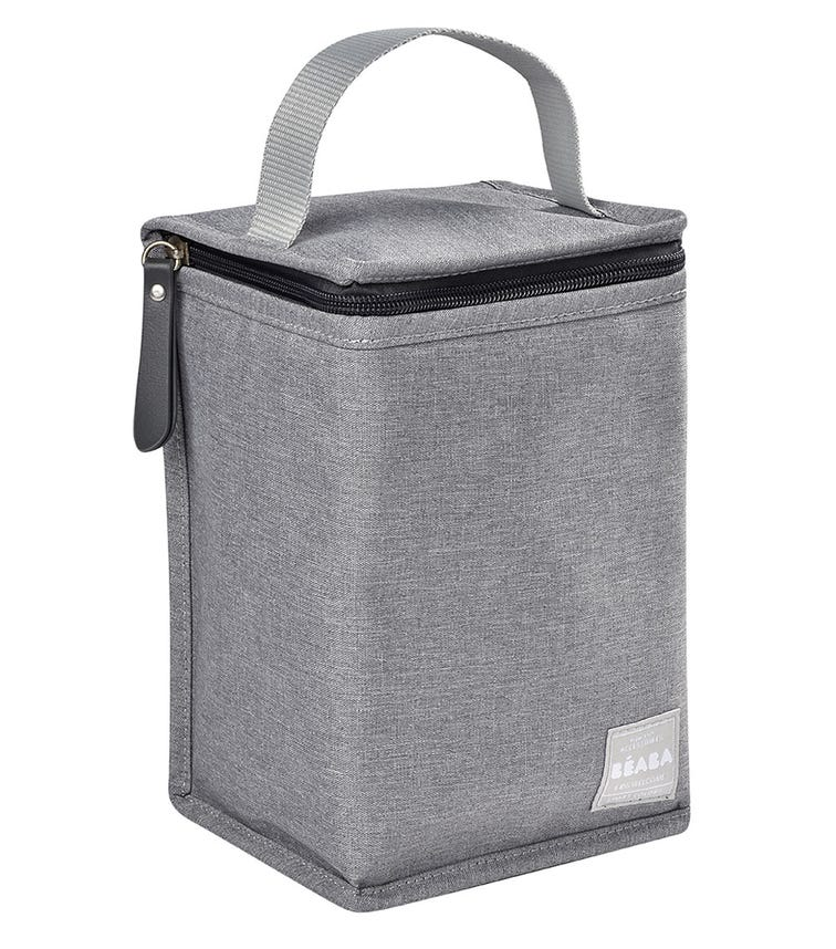 BEABA Isothermal Meal Pouch - Grey
