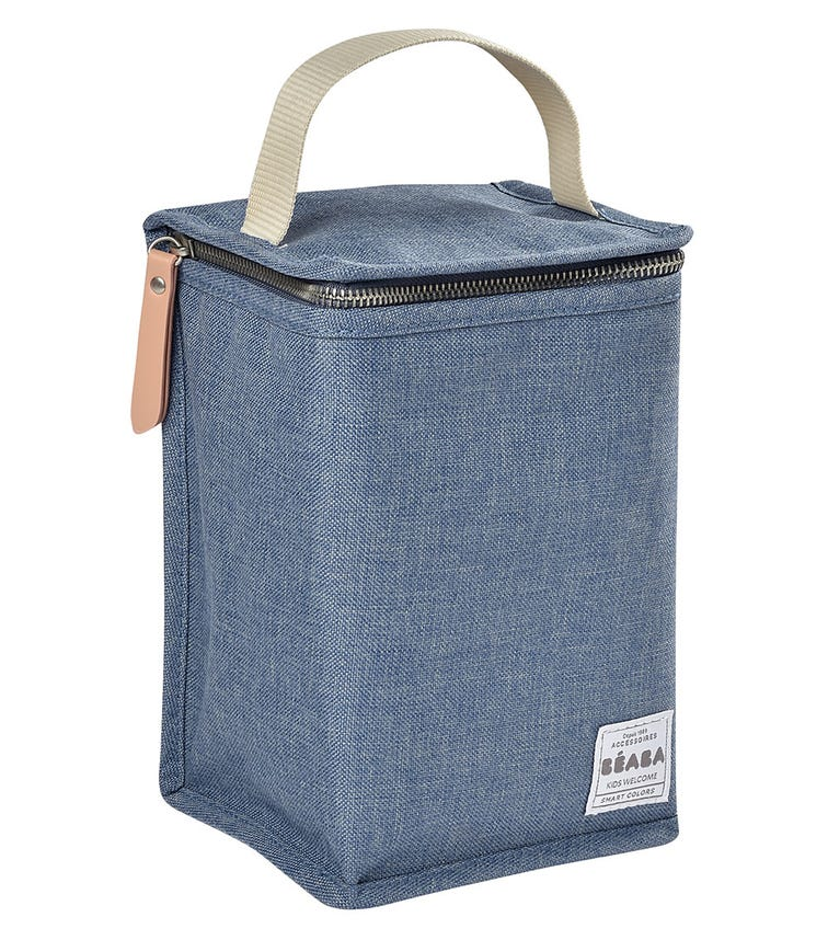 BEABA Isothermal Meal Pouch - Blue