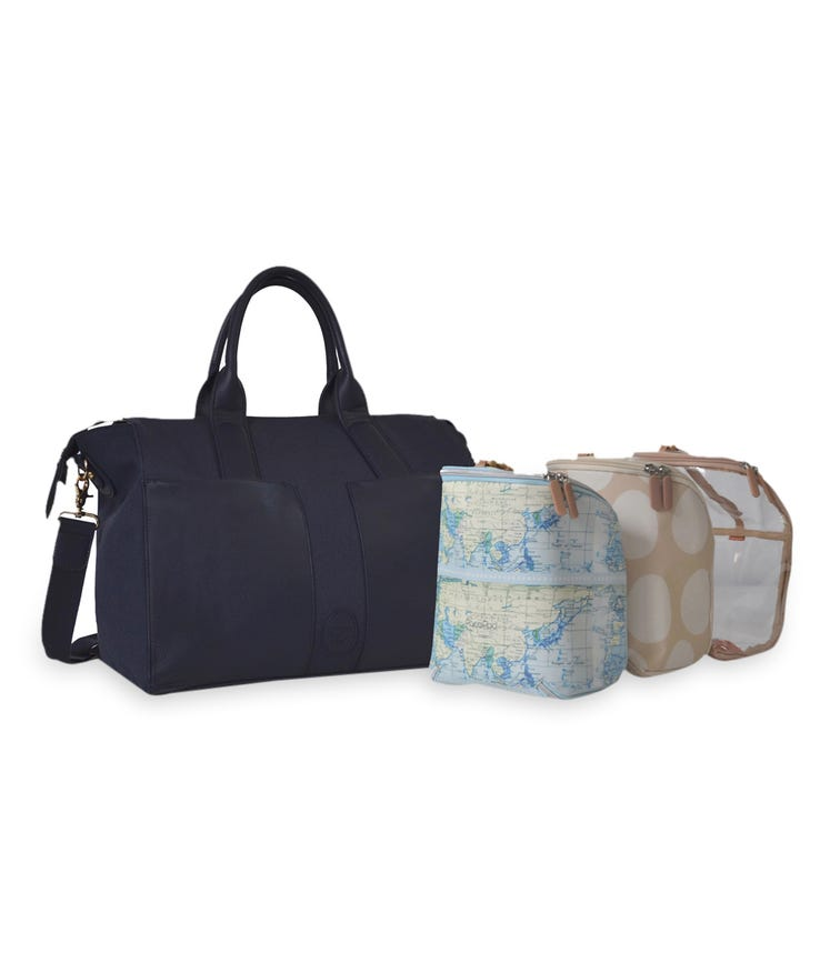 PACAPOD Croyde Travel Bag - Navy