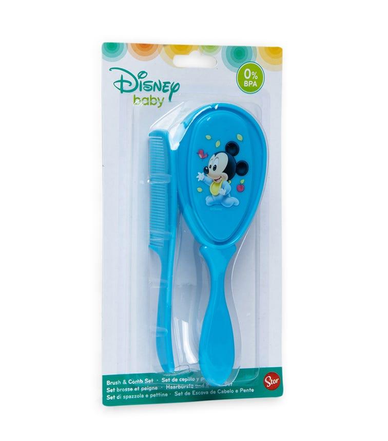 MICKEY Baby Brush & Comb Set