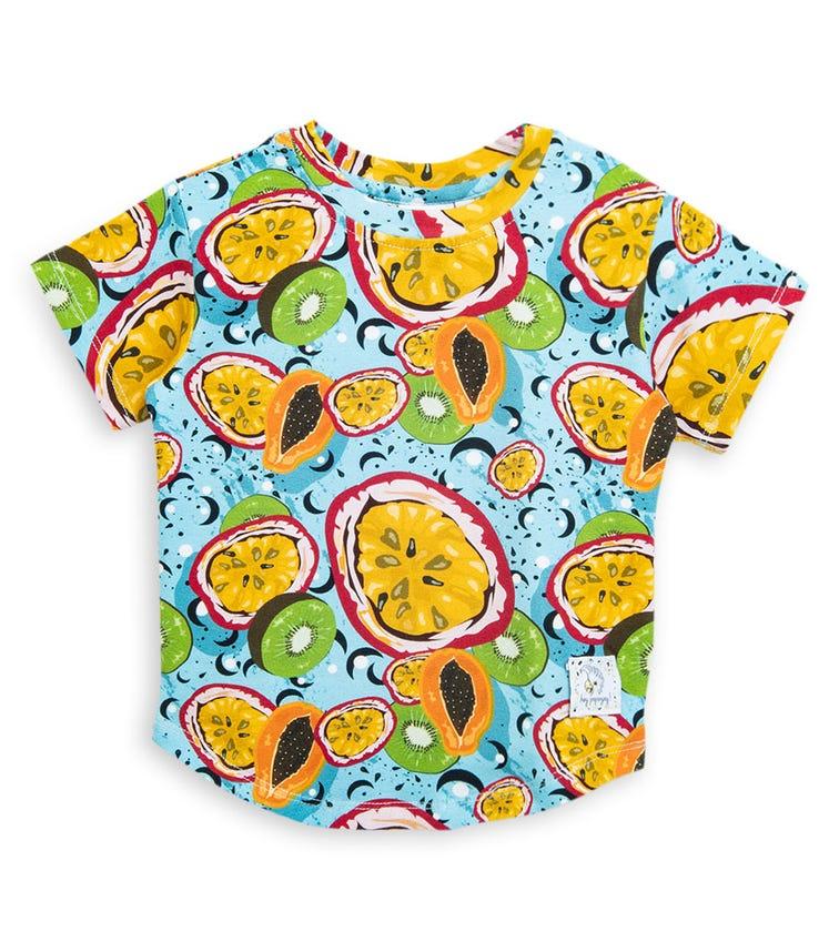 HEY POPINJAY T-Shirt - Passion Fruit