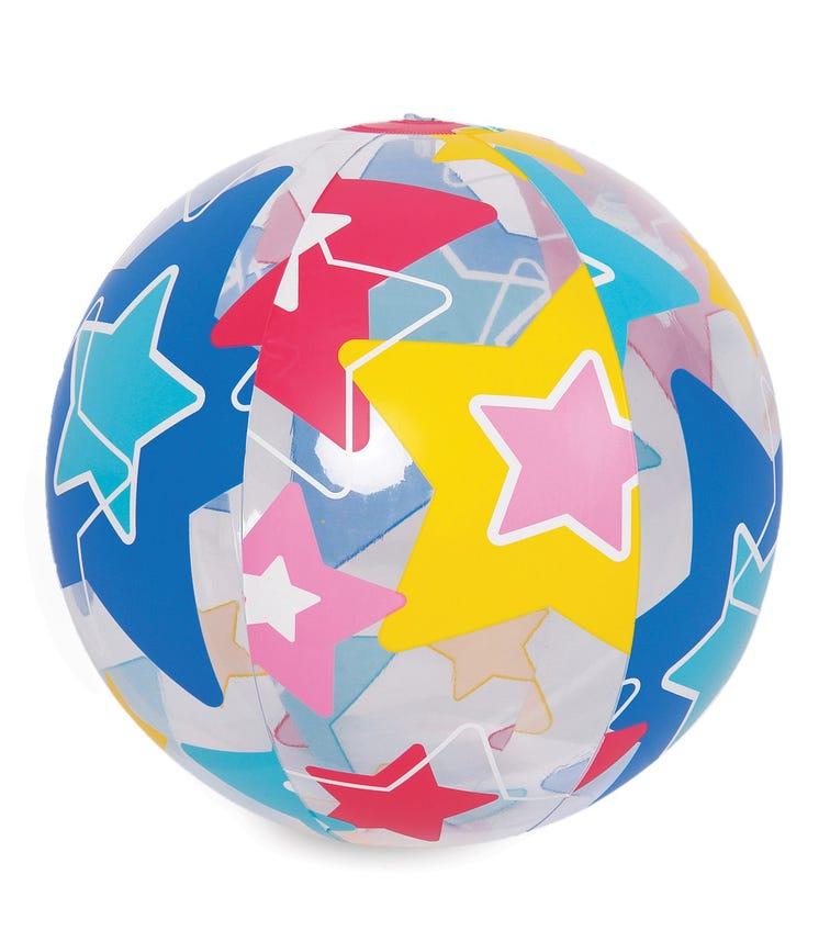 JILONG Colorful Star Beach Ball
