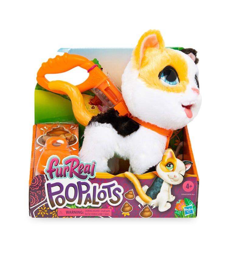 FURREAL Poop-A-Lots Big Wags - Cat