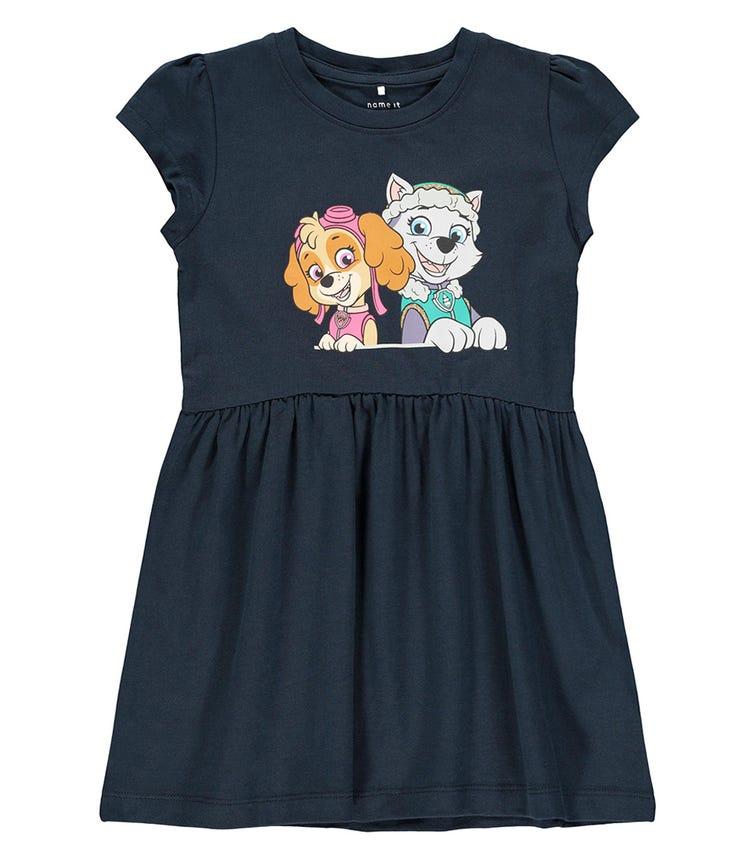 NAME IT Paw Patrol Dark Sapphire Dress
