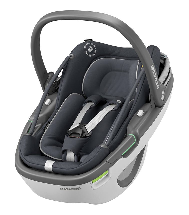 MAXI COSI Coral Car Seat Essential Graphite