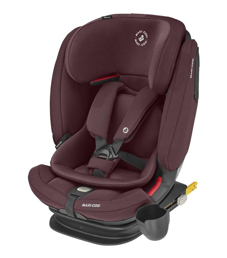 MAXI COSI Titan Pro Car Seat Authentic Red
