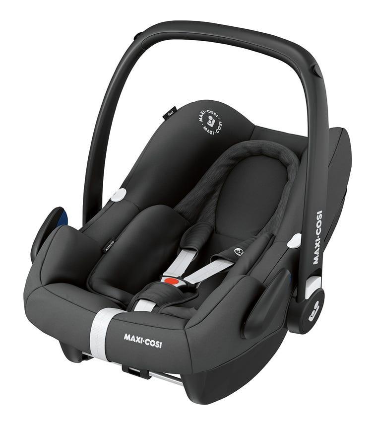 MAXI COSI Rock Car Seat Essential Black