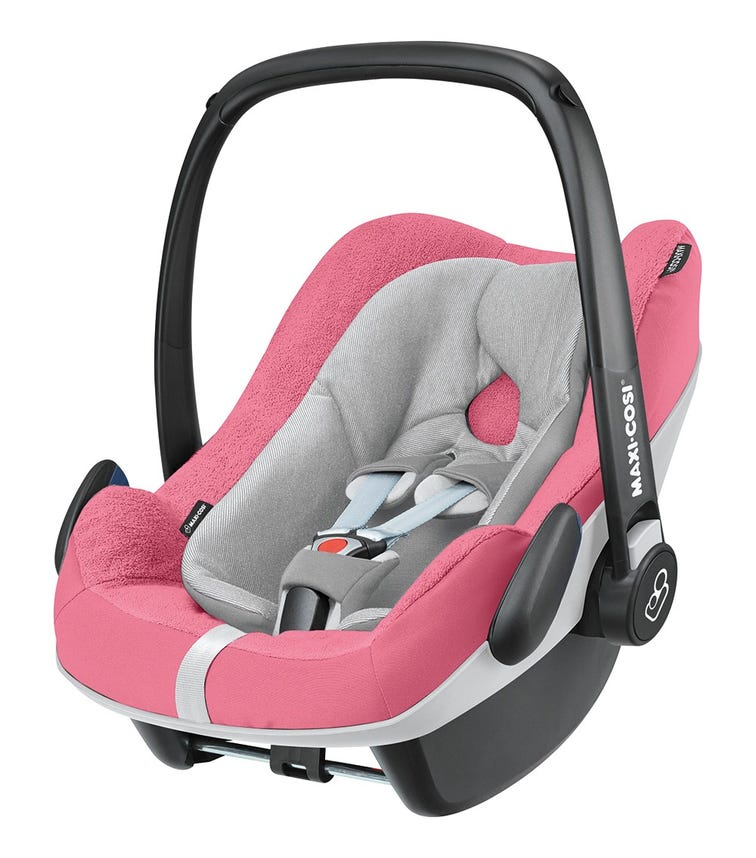 MAXI COSI Pebble Plus And Rock Summer - Cover Pink