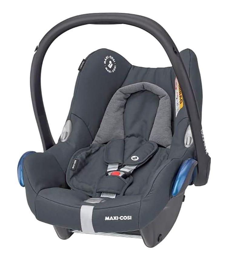MAXI COSI Cabriofix Car Seat Essential Graphite
