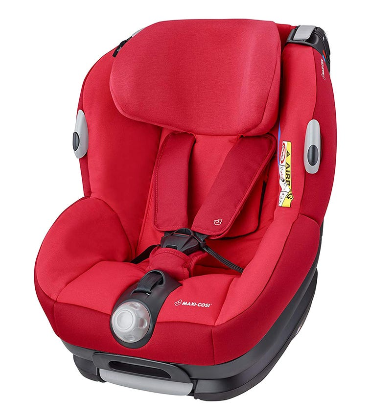 MAXI COSI Opal Car Seat - Vivid Red