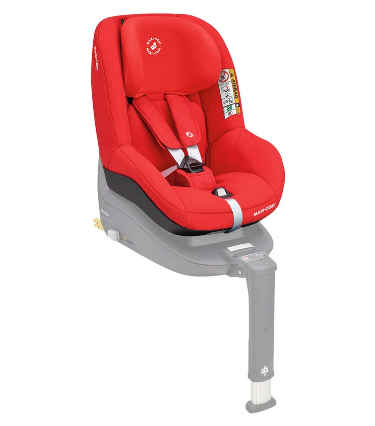 MAXI COSI Pearl Smart Isize Car Seat Nomad Red
