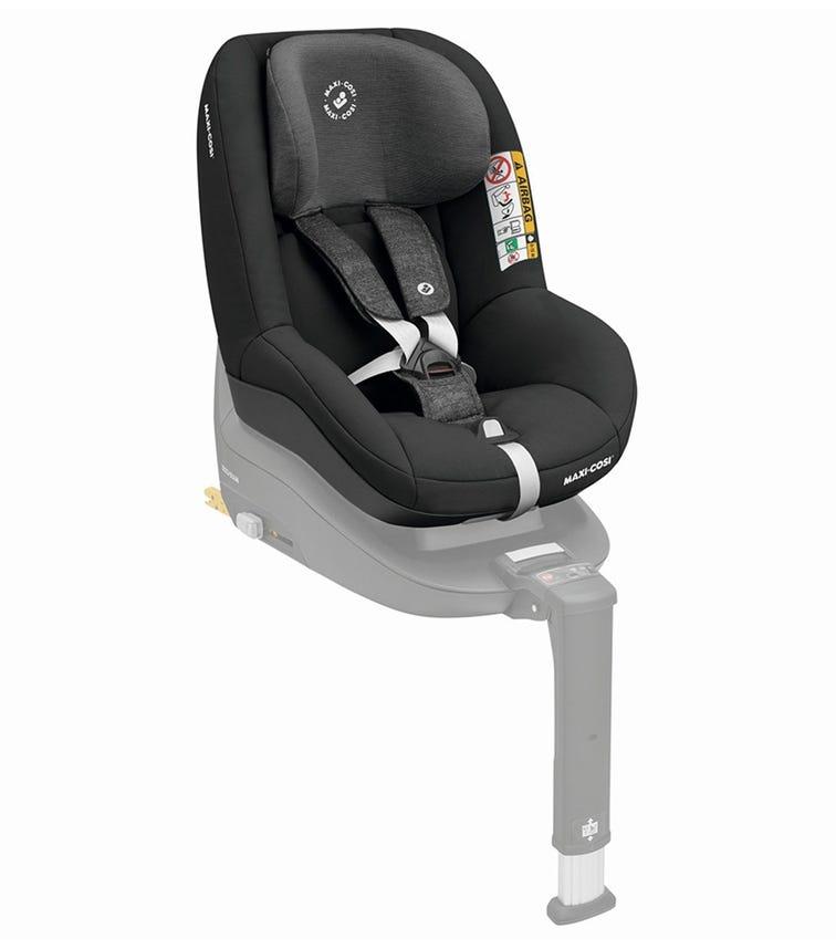 MAXI COSI Pearl Smart Isize Car Seat Black Grid