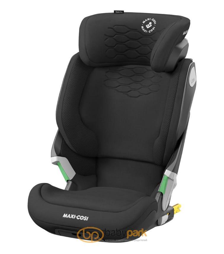 MAXI COSI Kore Pro Isize Car Seat Authentic Black