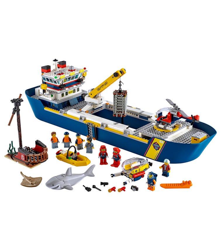 LEGO 60266 Ocean Exploration Ship