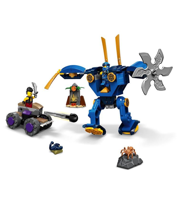 LEGO 71740 Jays Electro Mech