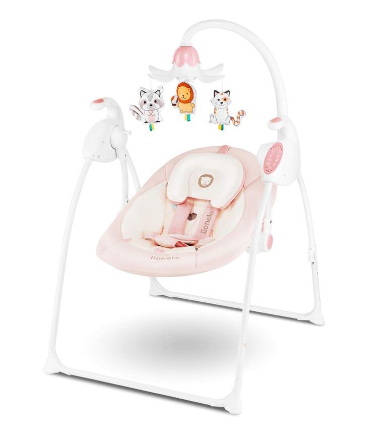 LIONELO Robin Swinging Chair - Pink