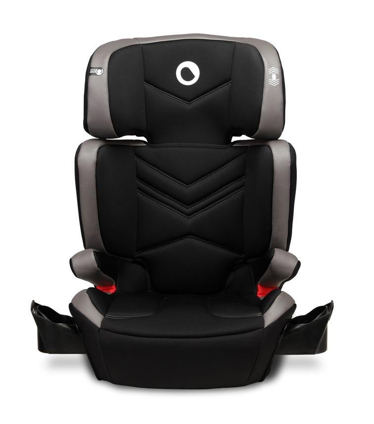 LIONELO Hugo Baby Car Seat - Grey