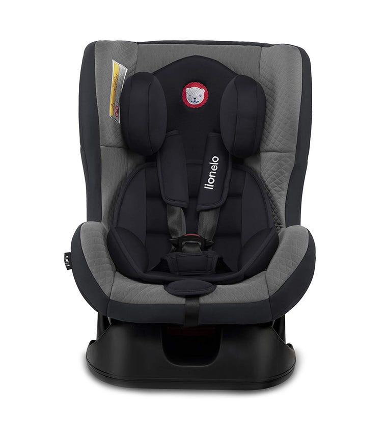 LIONELO Liam Baby Car Seat Cozy - Grey