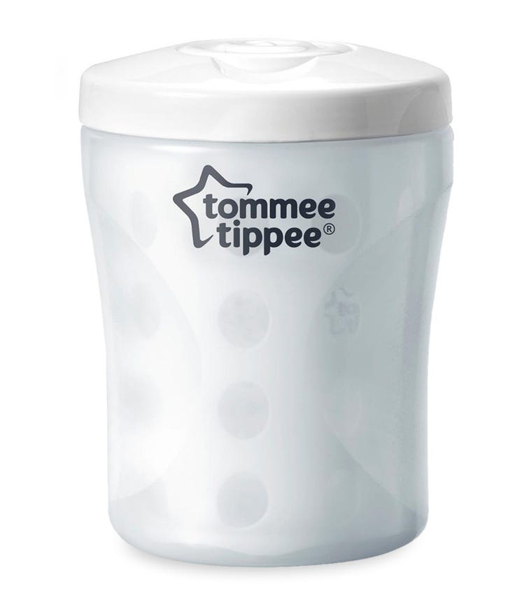TOMMEE TIPPEE Closer To Nature Single Travel Bottle Sterilizer