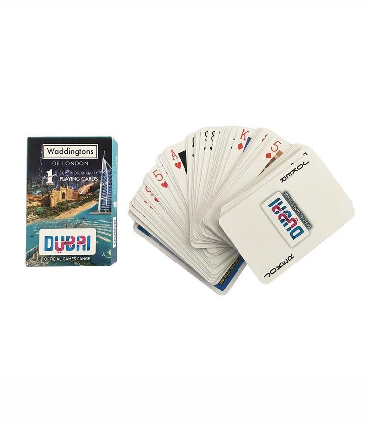 WINNING MOVES Waddingtons - Dubaiplaying Cards