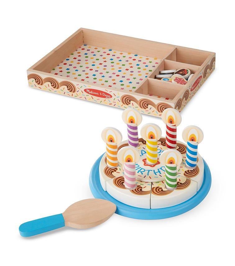 MELISSA&DOUG Birthday Cake