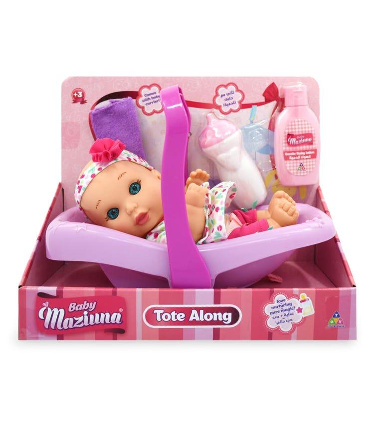 BABY MAZIUNA Tote Along Baby