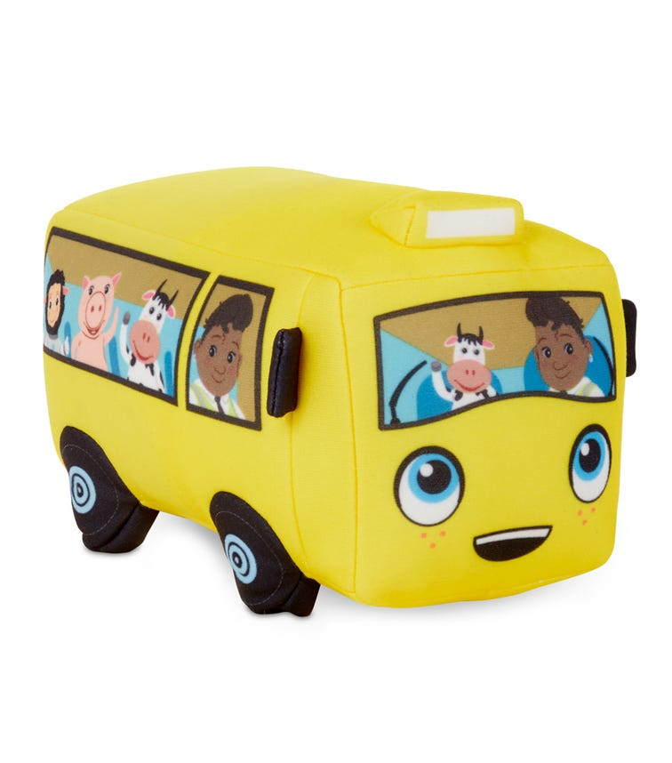 LITTLE TIKES Little Baby Bum Wiggling Wheels On Bus