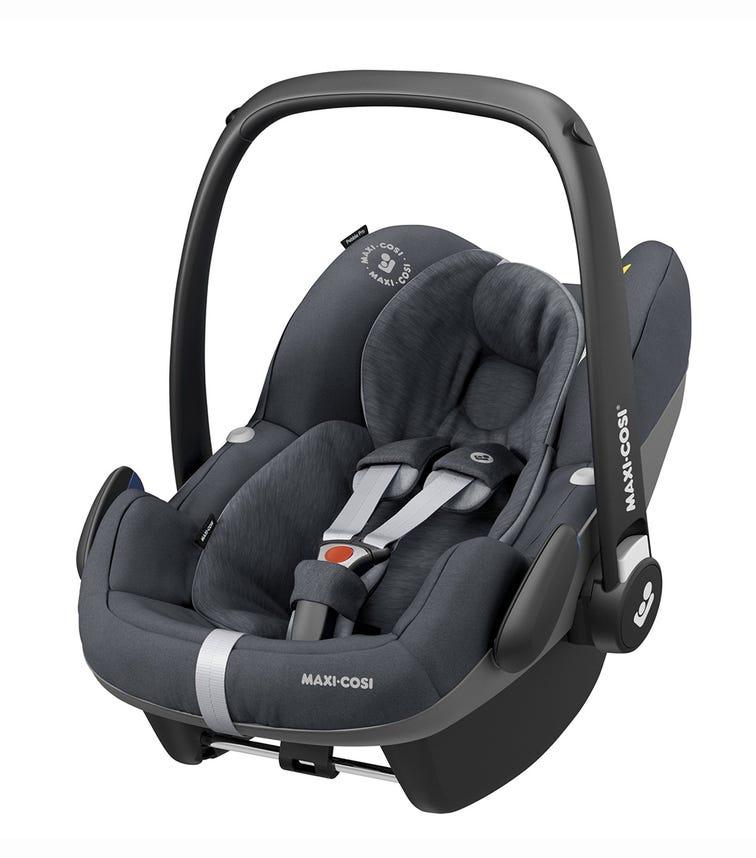 MAXI COSI Pebble Pro I-Size Car Seat - Essential Graphite