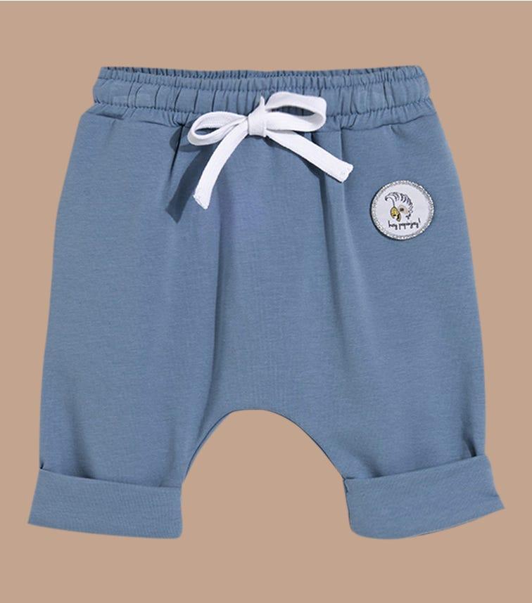 HEY POPINJAY Lagoon Baggy Shorts