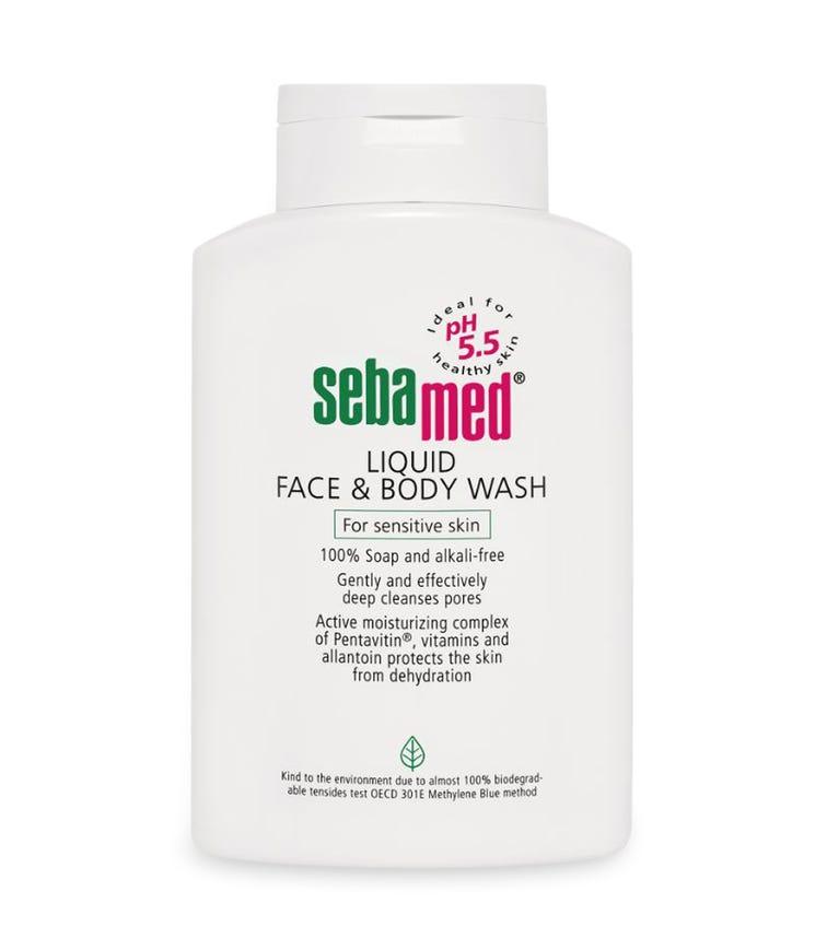 SEBAMED Liquid Face & Body Wash 500 ML